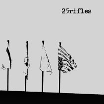 25 Rifles - History of Flags 7""