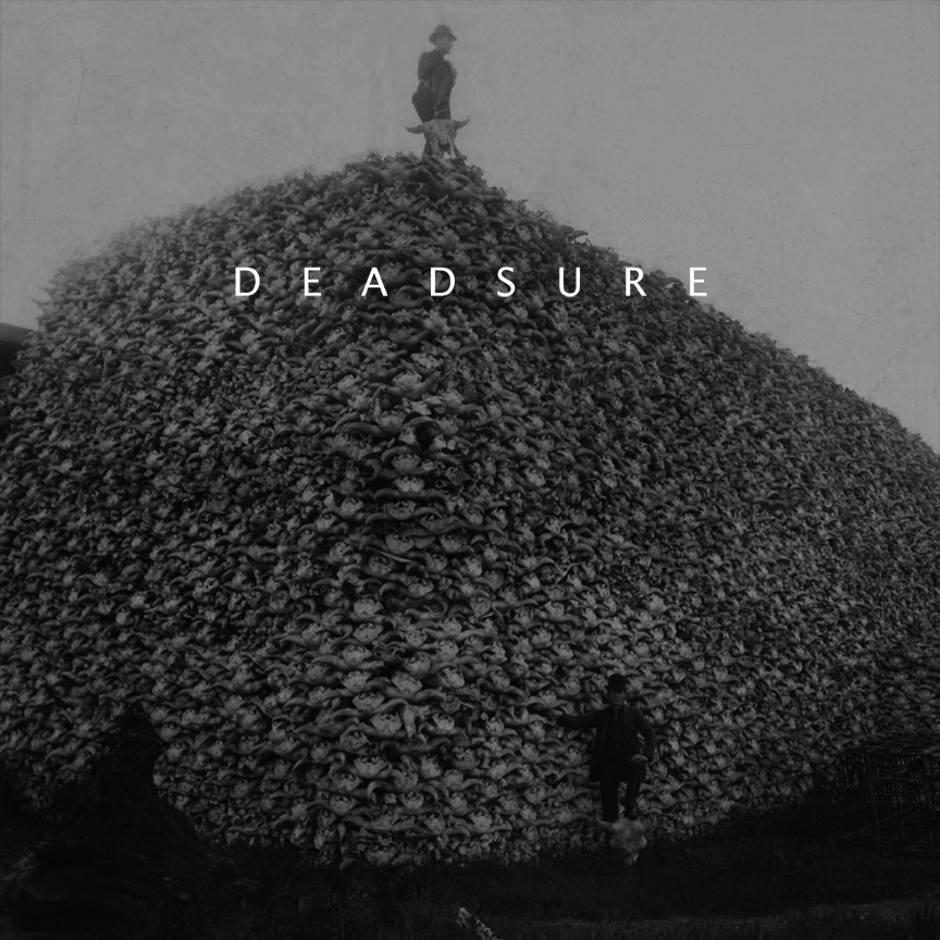 "Deadsure - Extra Large Youth 12"" lp"