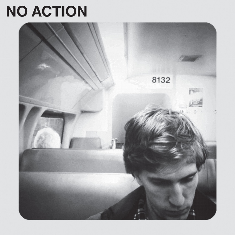 "No Action - s/t 12"" lp"