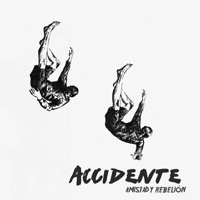 "Accidente - Amistad y Rebeli�n 12"" lp"