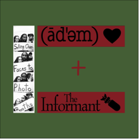 Adem & The Informant -Selling Our Faces ... - split 12""