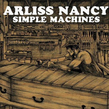 Arliss Nancy - Simple Machines : tape
