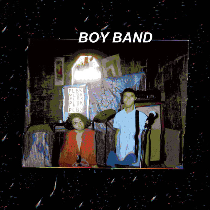 "Pillbook - Boy Band 12"" lp"
