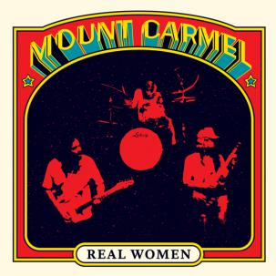 "Mount Carmel - Real Women 12"" lp"