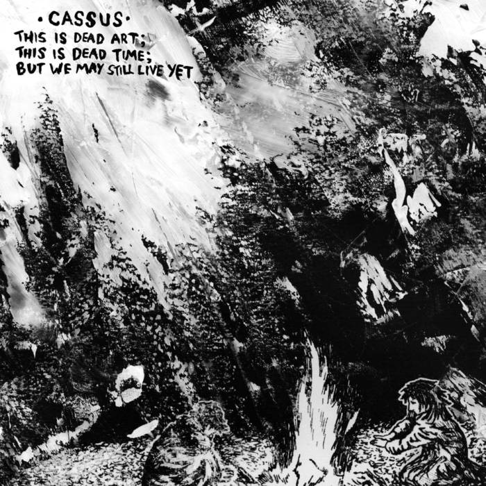 "Cassus - This is Dead Art 12"" lp"