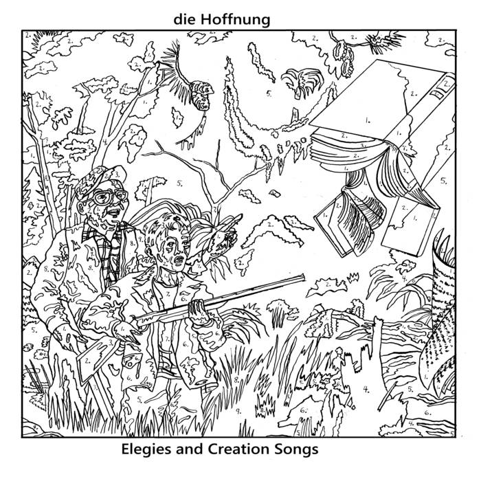 "die Hoffnung - Elegies & Creation Song 12"" lp"