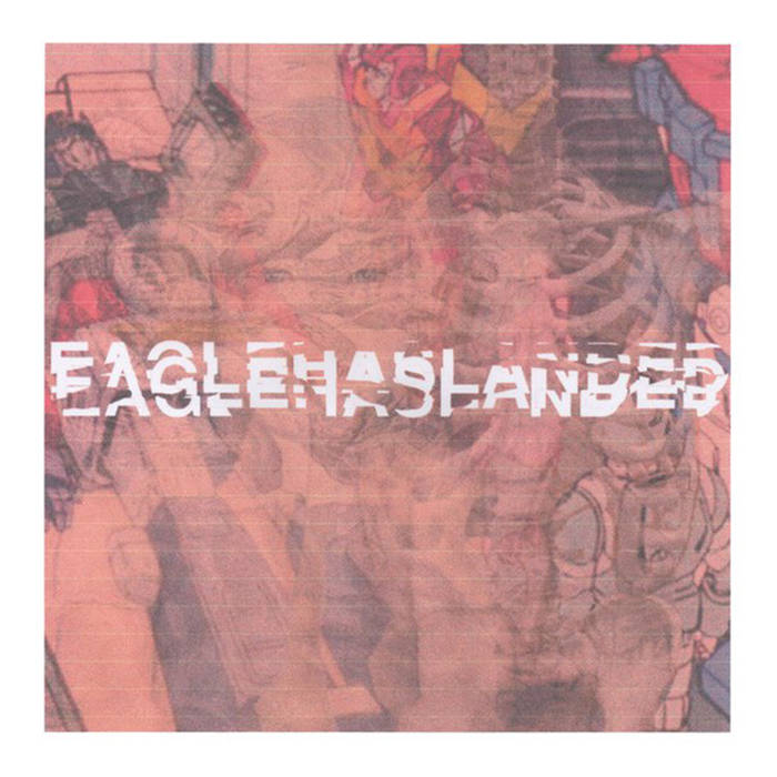 Eagle Has Landed - s/t 7""