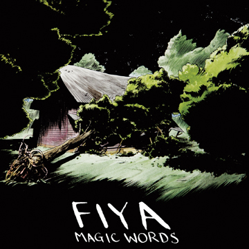 "Fiya - Magic Words 12"" lp"
