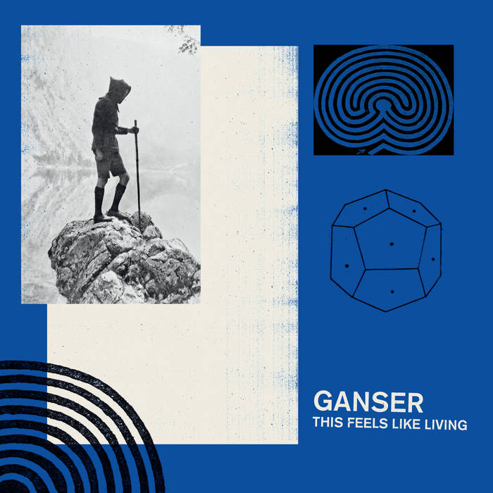 Ganser - this feels like living : tape