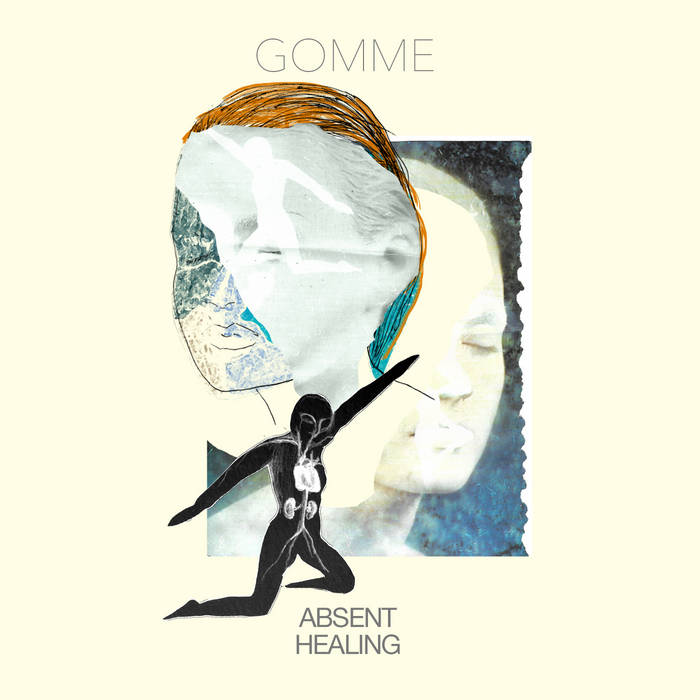 "Gomme - Absent Healing 12"" lp"