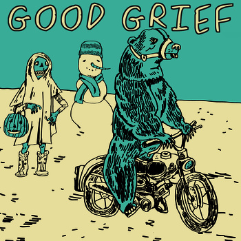 Good Grief / Buzz or Howl - split 7""