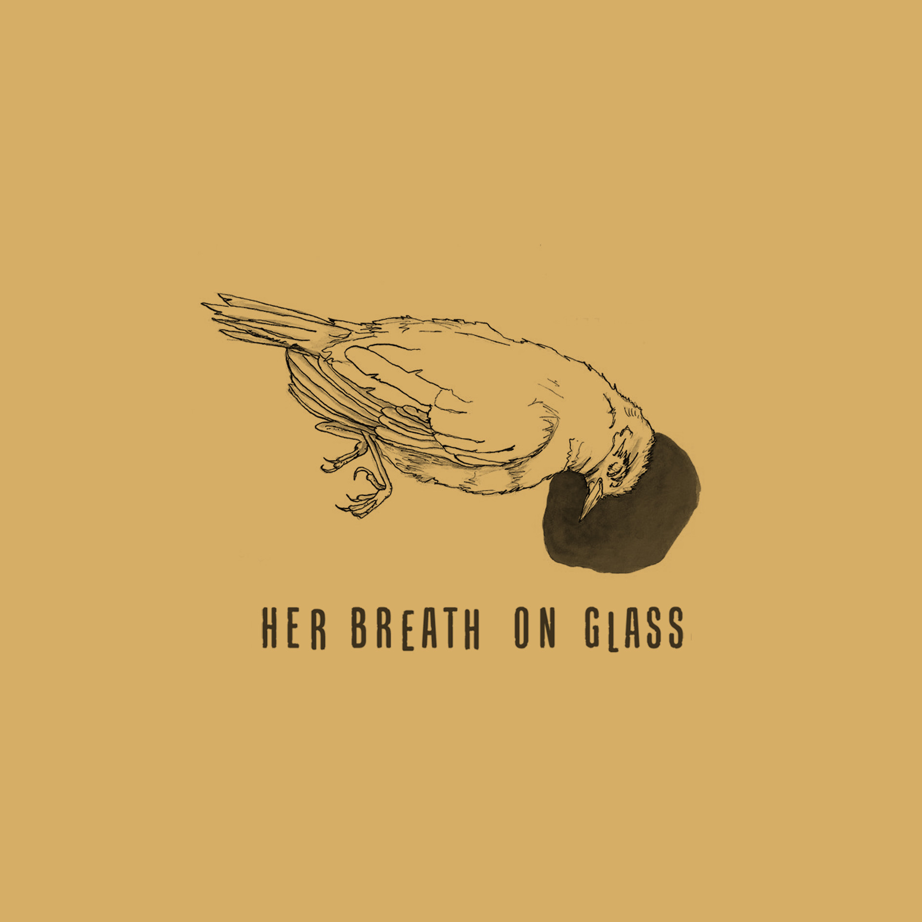 Her Breath on Glass - s/t 6""