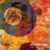 "Jovontaes - Things Are Different Here 12"" lp"