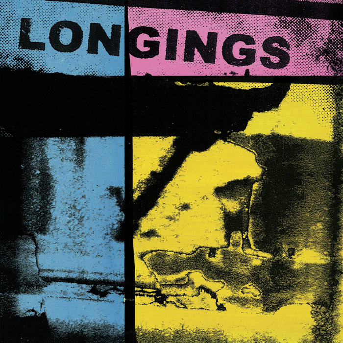 "Longings - s/t 12"" lp"