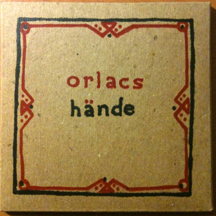 Orlacs Hande - s/t : cdr