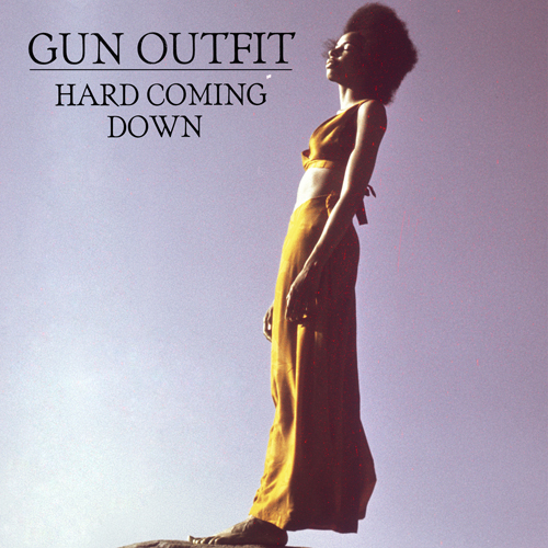 "Gun Outfit - Hard Coming Down 12"" lp"