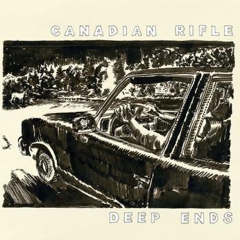 "Canadian Rifle - Deep Ends 12"" lp"