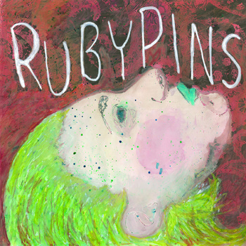 "Ruby Pins - s/t 12"" lp"