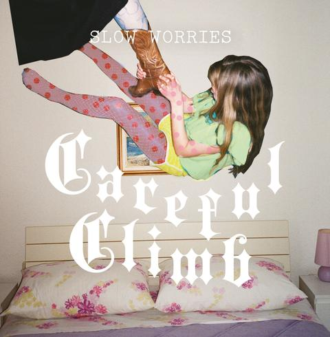 "Slow Worries - Careful Climb 12"" lp"