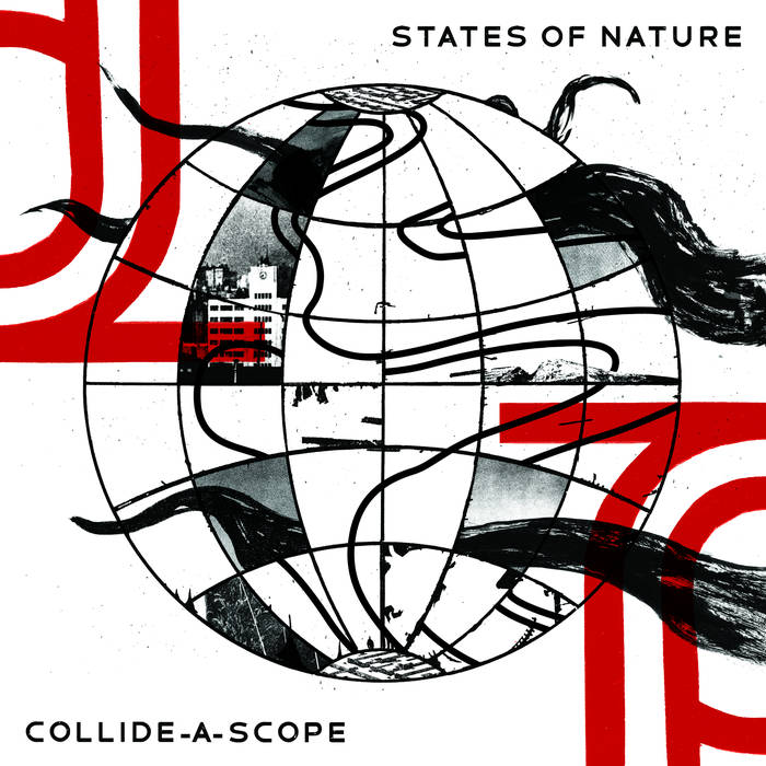 States of Nature - Collide-A-Scope 7""