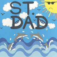 "St. Dad - s/t 12"" lp"