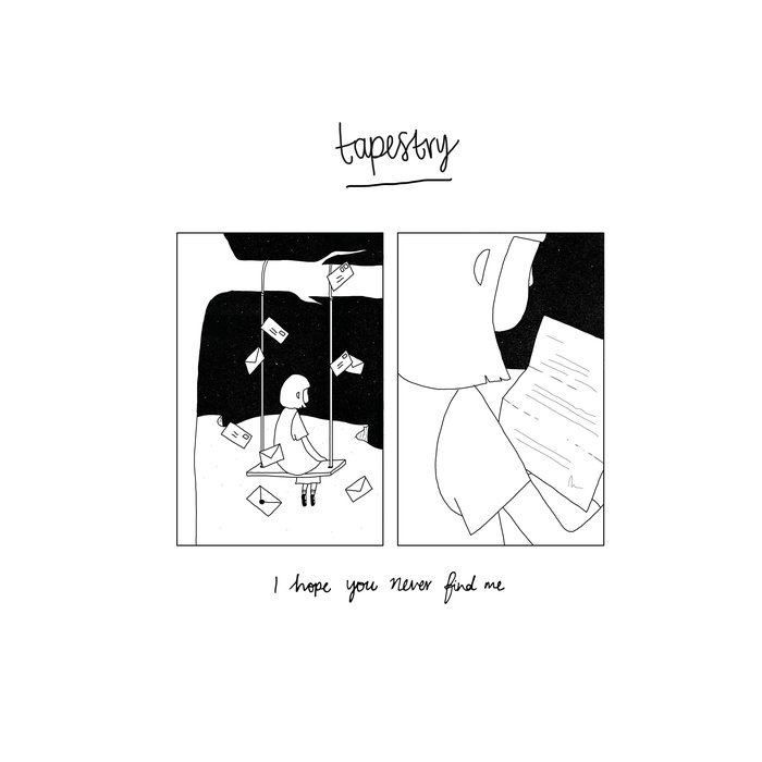 "tapestry - i hope you never find me 12"" lp"
