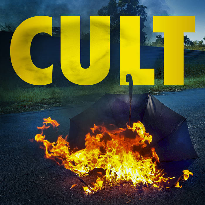 "the Caulfield Cult - Cult 12"" lp"