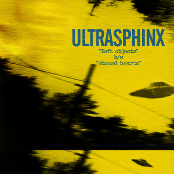 Ultrasphinx / Bad Trouble - split 7""