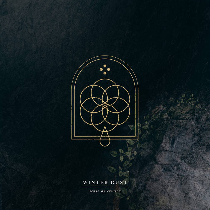 "Winter Dust - Sense by Erosion 2 x 12"" lp"