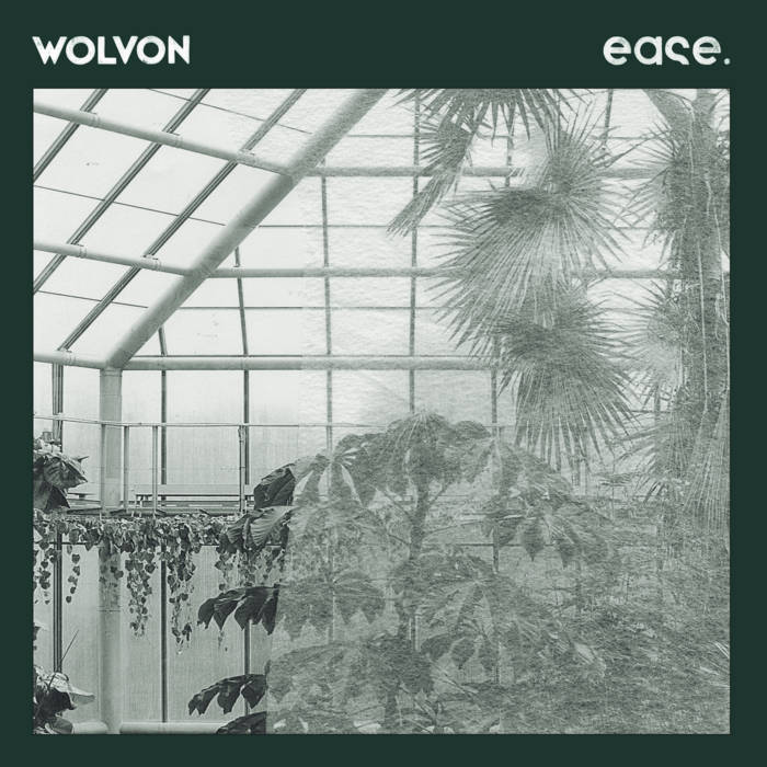 "Wolvon - Ease. 12"" lp"