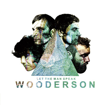 "Wooderson - Let The Man Speak 12"" lp"